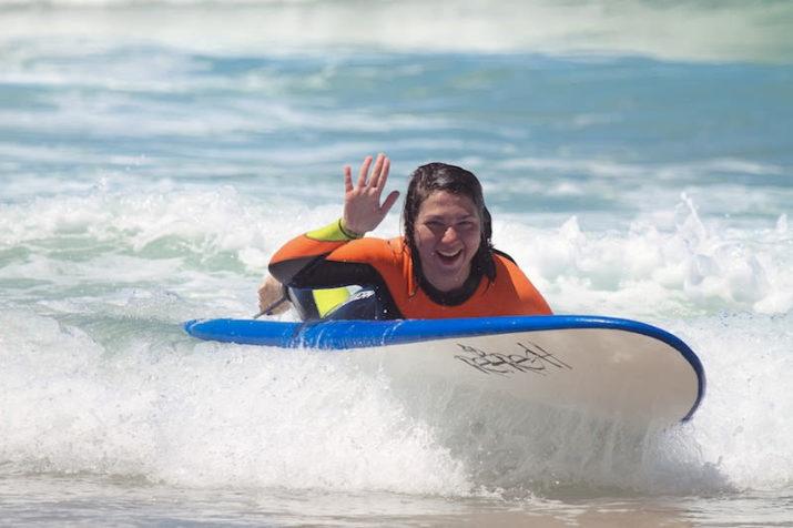 Серфинг в Португалии в сентябре