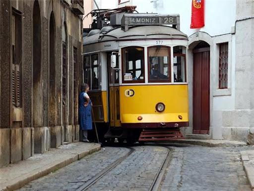 Всё, что нужно знать о Лиссабоне, чтобы захотеть там оказаться!
