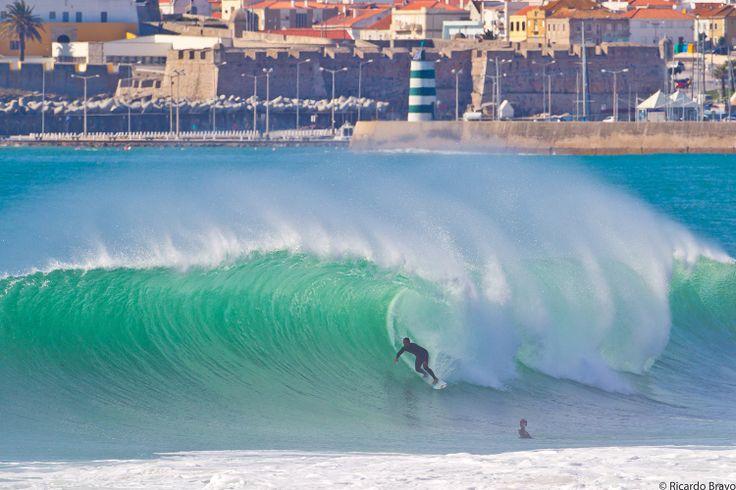 5 Лучших волн Португалии.