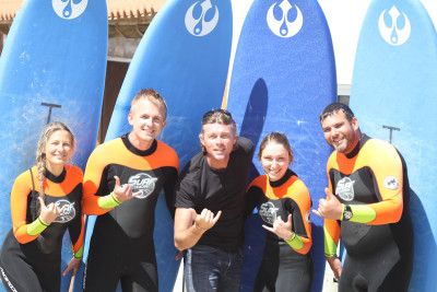 SurfDiscovery in Portugal