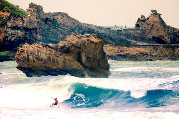 Серфинг в Европе: Франция