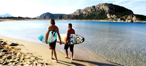 Серфинг в Европе: Греция