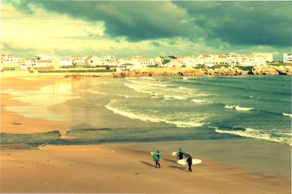 Серфинг в Европе: Португалия