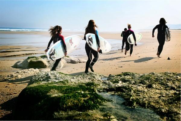Серфинг в Европе: Испания